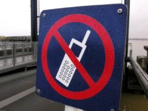 Trucker Handheld Cell Phone Ban